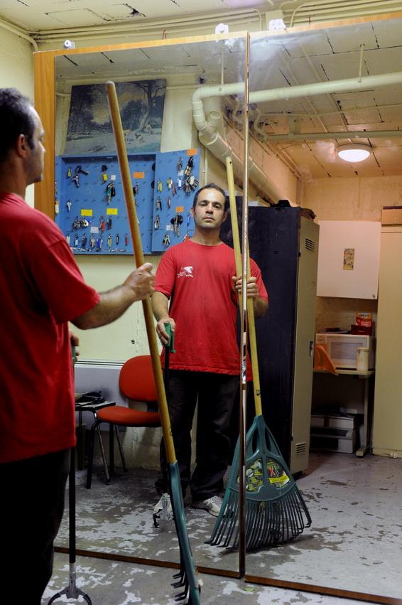 portrait realisé pour ARE 33 organisme sociale d'insertion pour chomeurs longue durée ARE 33 propose des services à la personne. 2011